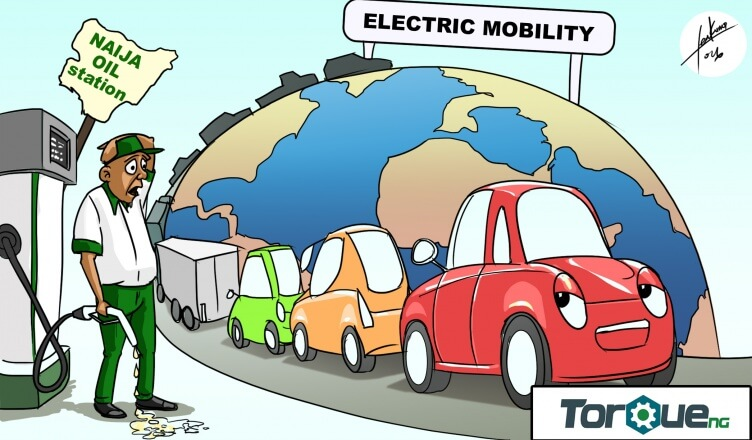 Electric Future has no need for Petroleum