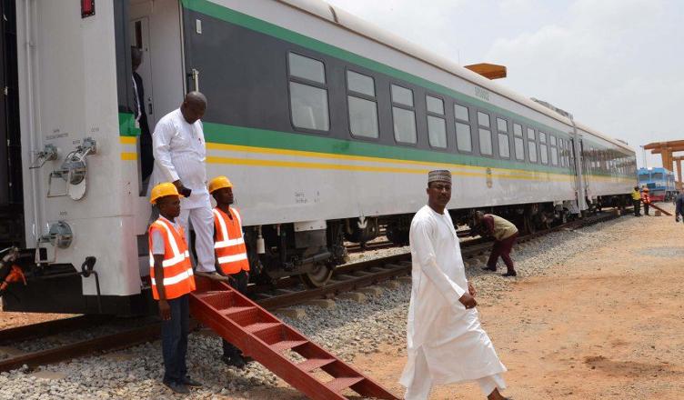 Nigerian railway